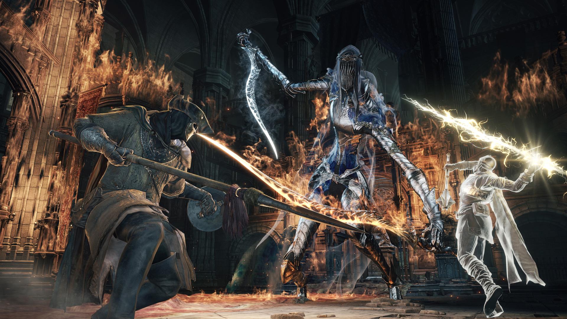 ロスリックの高壁 Dark Souls 3 Jp Wiki